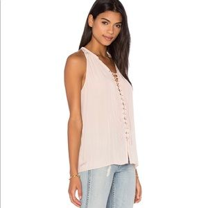 Ramy Brook Patricia sleeveless top NWT size S